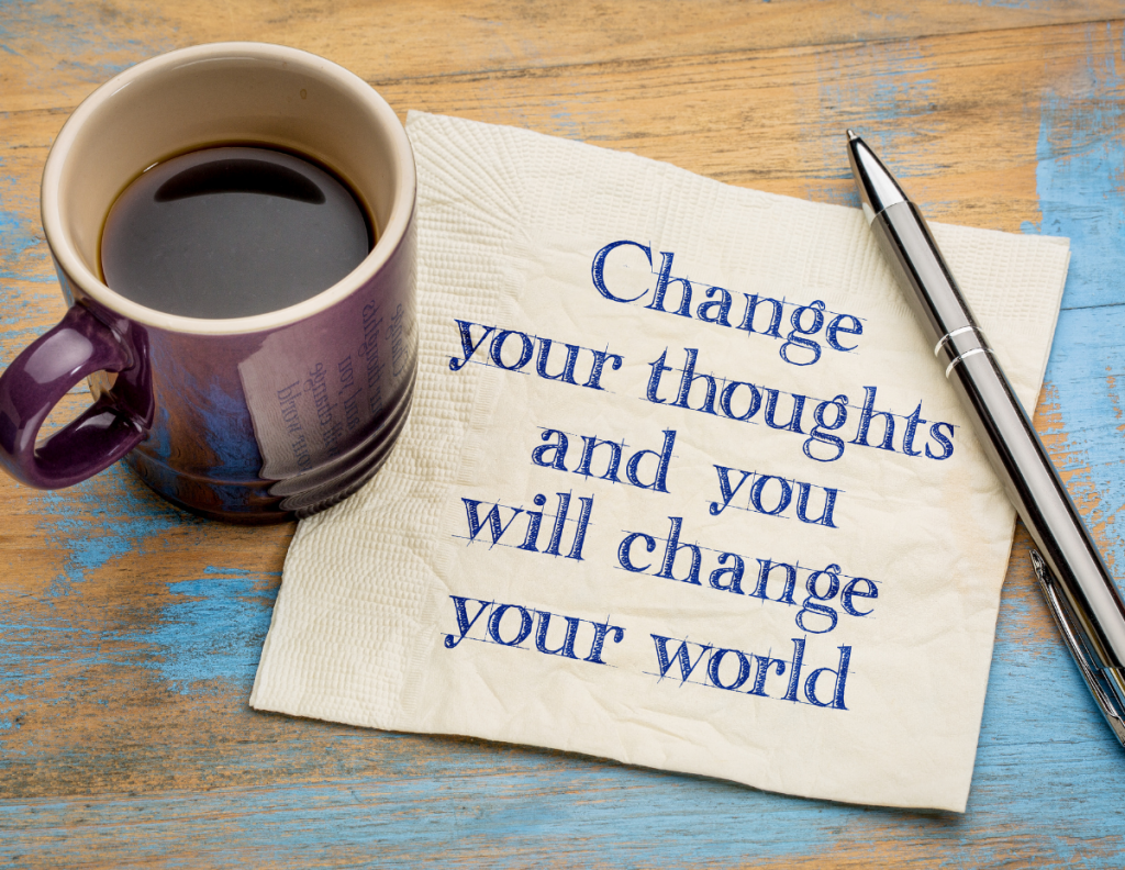 how to have a change in your mind